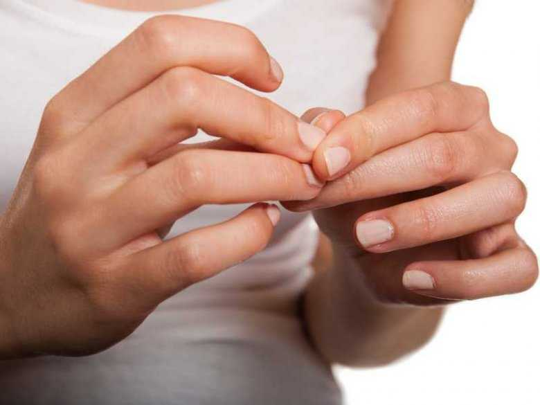 Bøtemiddel for flisete og sprø negler